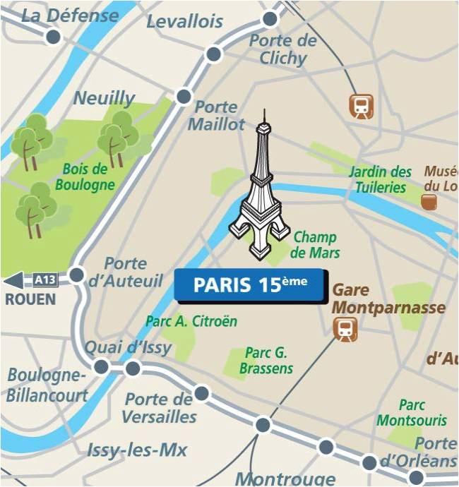 Votre Investissement en Nue-propriété à Paris 15ème