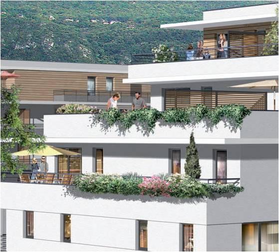 Investir à Aix-les-Bains en nue propriété O du Lac