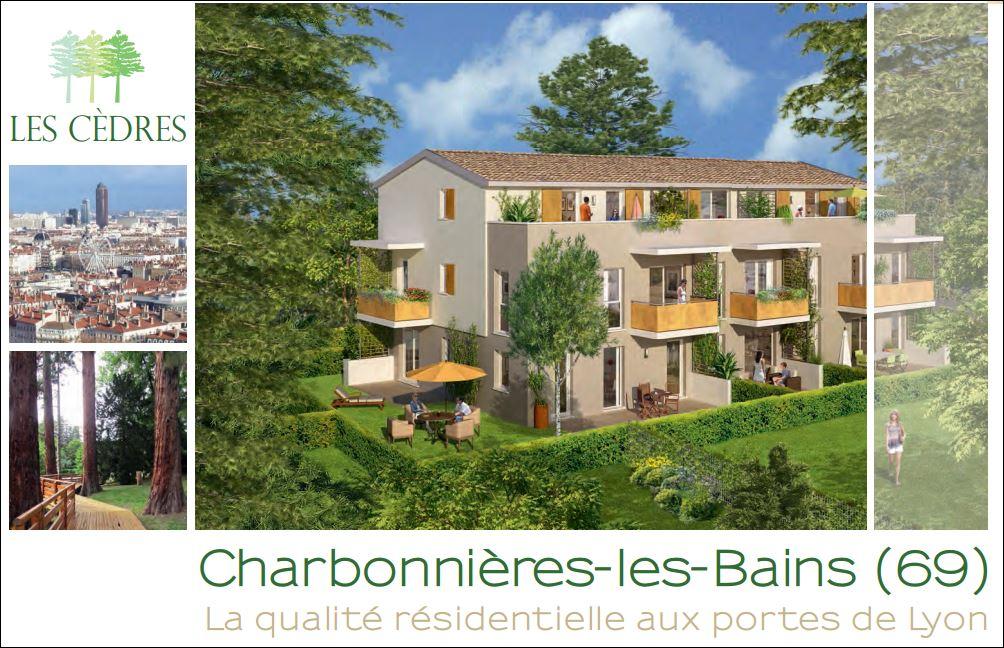 Les Cèdres Charbonnières-les-Bains Porte de Lyon