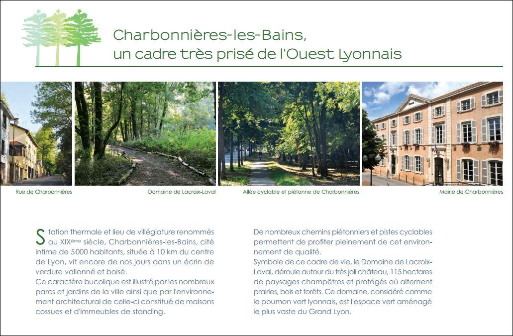 Les Cèdres Charbonnières-les-Bains Station thermale