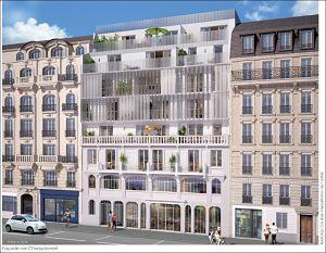 Paris-Atelier-18ème en nue-propriété