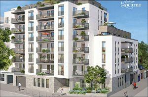 Le Locarno Rennes en démembrement de propriété