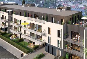 Investir Caen en nue-propriété